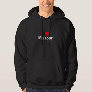 I Liebe (Herz) Missouri Hoodie