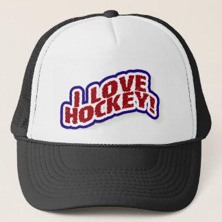 I Liebe-Hockey Truckerkappe