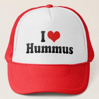 I Liebe Hummus Truckerkappe