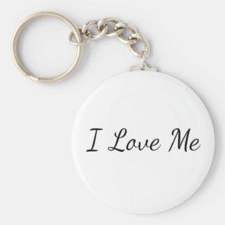 I Liebe ich Keychain Schlüsselanhänger
