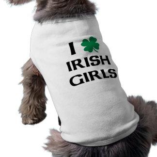I Liebe-Iren-Mädchen Shirt