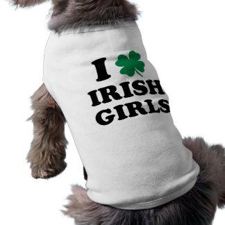 I Liebe-Iren-Mädchen Top