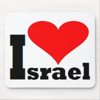 I Liebe Israel Mousepads