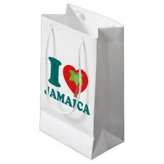 I Liebe Jamaika Kleine Geschenktüte