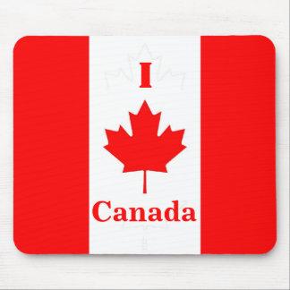 I Liebe Kanada Mousepad