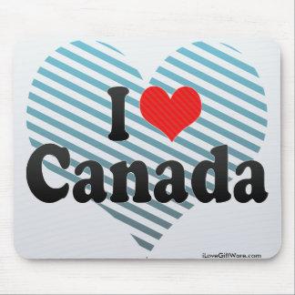 I Liebe Kanada Mauspads