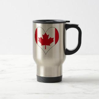 I Liebe Kanada Reisebecher