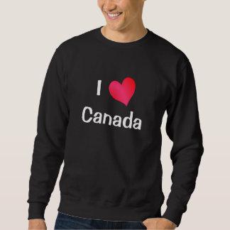 I Liebe Kanada Sweatshirt