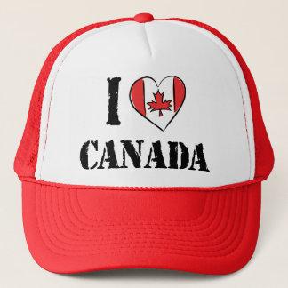 I Liebe Kanada Truckerkappe