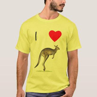 I Liebe-Kängurus (2) T-Shirt