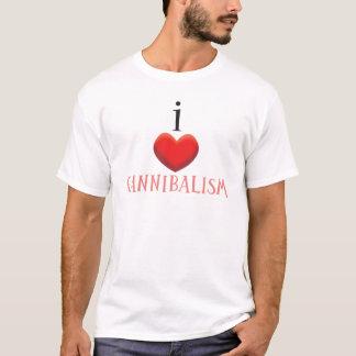 I LIEBE-KANNIBALISMUS T-Shirt