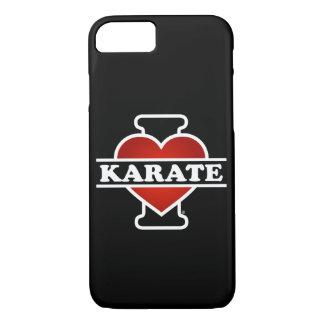 I Liebe-Karate iPhone 8/7 Hülle