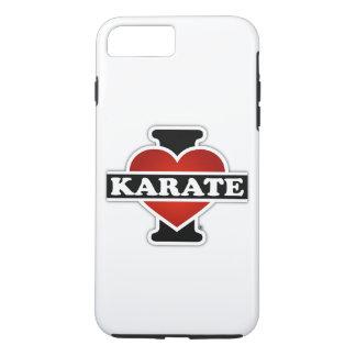 I Liebe-Karate iPhone 8 Plus/7 Plus Hülle