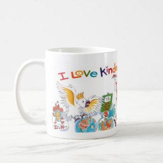 I Liebe-Kindergarten Kaffeetasse