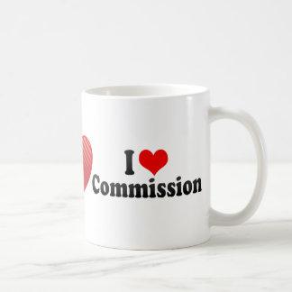 I Liebe-Kommission Kaffeetasse