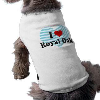 I Liebe-königliche Eiche, Vereinigte Staaten Shirt