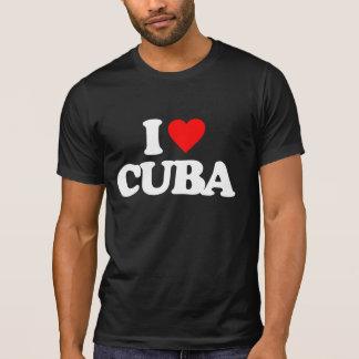 I LIEBE KUBA T-Shirt