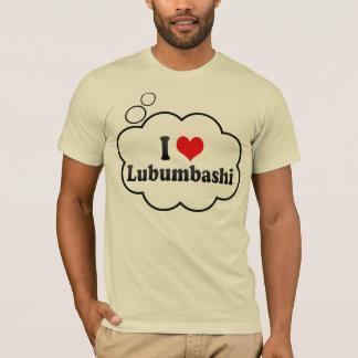 I Liebe Lubumbashi, der Kongo T-Shirt