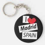 I Liebe Madrid Spanien