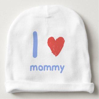 I Liebe-Mama Babymütze