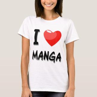 I LIEBE MANGA t-shirt2 T-Shirt