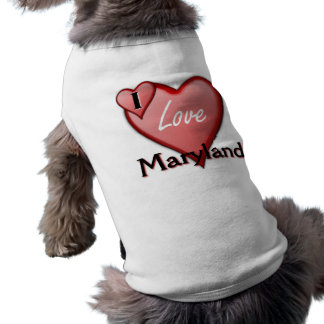 I Liebe Maryland Shirt