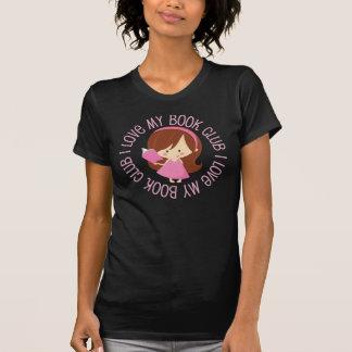 I Liebe mein Buch-Verein T-Shirt