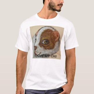 I LIEBE MEIN CHI! T-Shirt