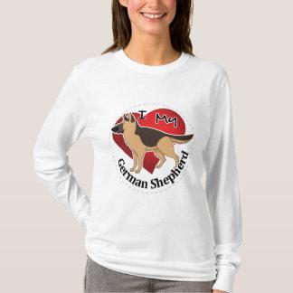 I Liebe mein entzückender lustiger u. niedlicher T-Shirt