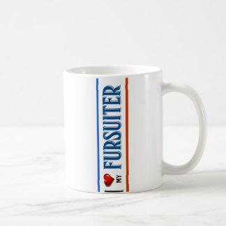 I Liebe mein Fursuiter Kaffeetasse