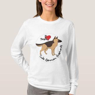I Liebe mein glücklicher entzückender u. T-Shirt