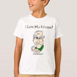I Liebe mein Grumpa! Jugend-T - Shirt
