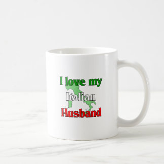 I Liebe mein italienischer Ehemann Tasse