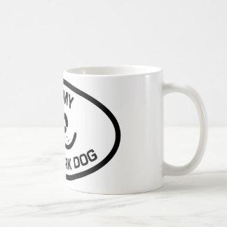 I Liebe mein Nosework Hund Tassen