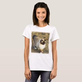 I Liebe mein Ragdoll T-Shirt