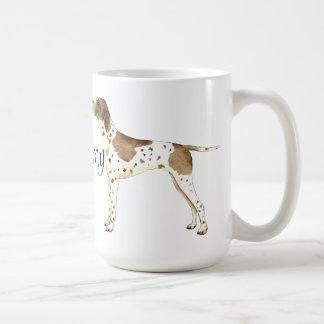 I Liebe mein Zeiger Kaffeetasse