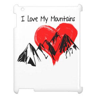 I Liebe meine Berge! iPad Hülle