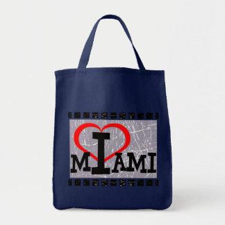 I Liebe Miami - Taschen