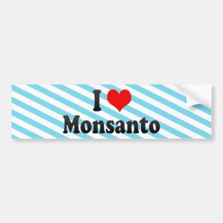 I Liebe Monsanto, Portugal Autoaufkleber