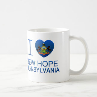 I Liebe-neue Hoffnung, PA Kaffeetasse