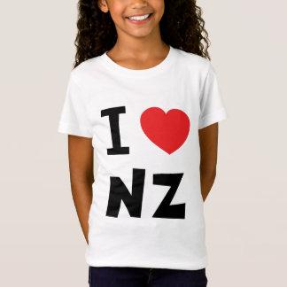 I Liebe Neuseeland T-Shirt