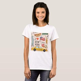 I Liebe New York City T-Shirt