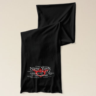 I LIEBE NYC - kundengebundener Schal