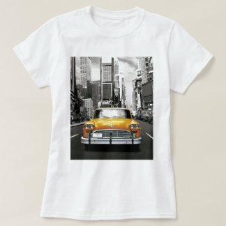 I Liebe NYC - New- Yorktaxi T-Shirt