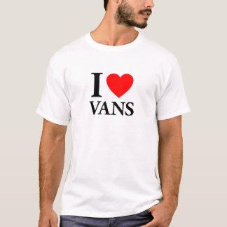 I Liebe-Packwagen T-Shirt