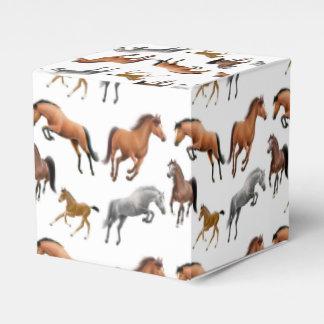 I Liebe-Pferdebevorzugungs-Kästen Geschenkschachtel