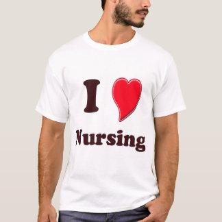 I Liebe-Pflege T-Shirt