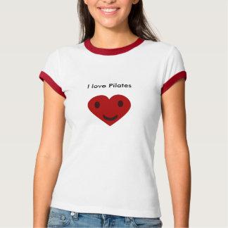 I Liebe Pilates T-Shirt