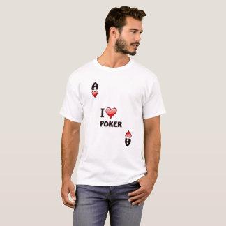 I Liebe-Poker-T - Shirt