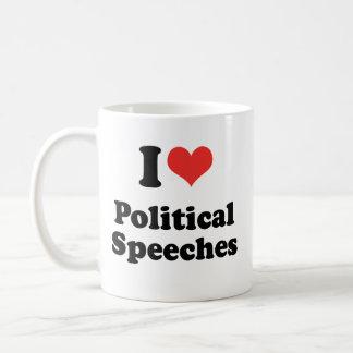 I LIEBE-POLITISCHE REDEN - .PNG TEE HAFERL